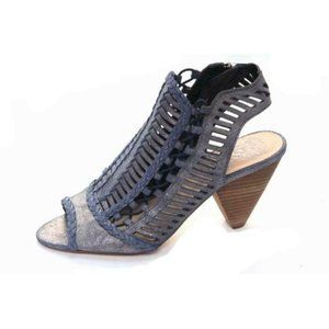 NWOB vince camuto heels gladiator strappy womens s
